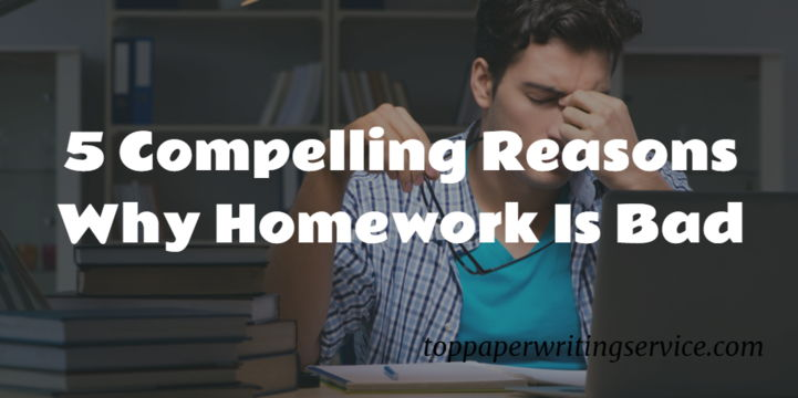 Why Homework Is Bad